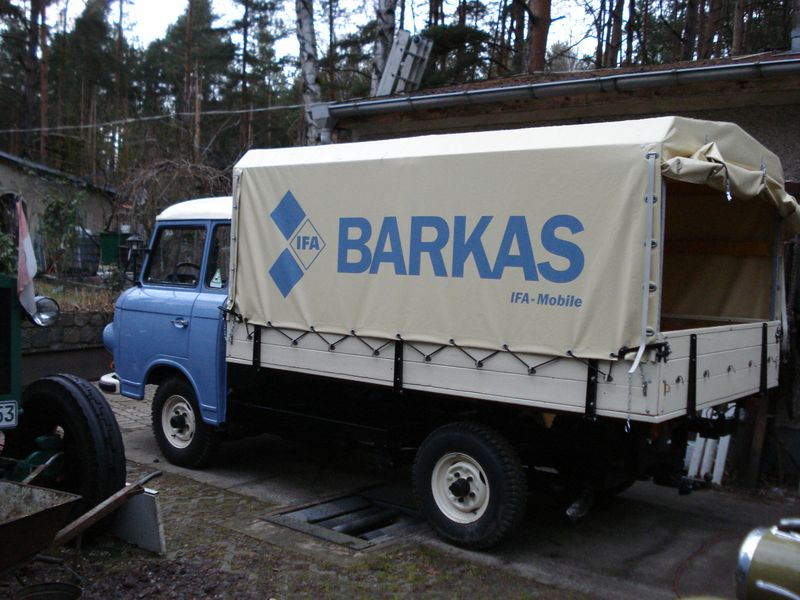 barkas b1000 hp bj 1983 barkasteam. Black Bedroom Furniture Sets. Home Design Ideas